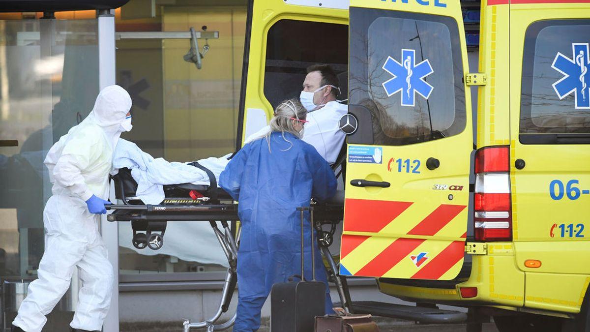 Holanda no hospitaliza débiles ni ancianos