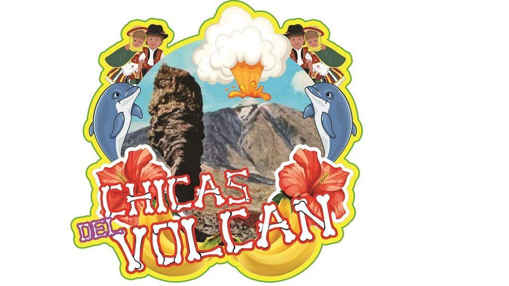 las chicas del volcan