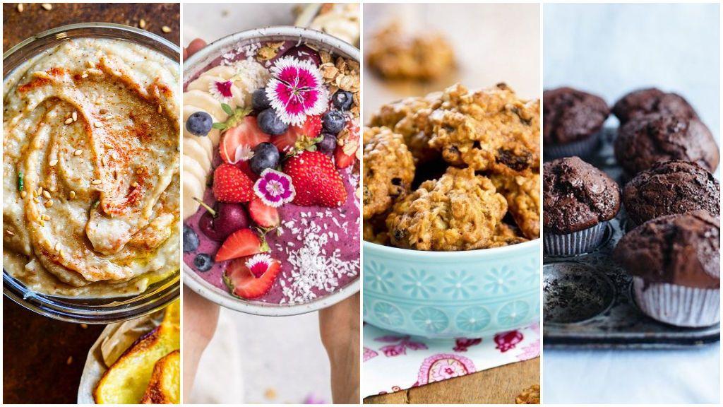 Lo mejor será comer snacks saludables entre horas.