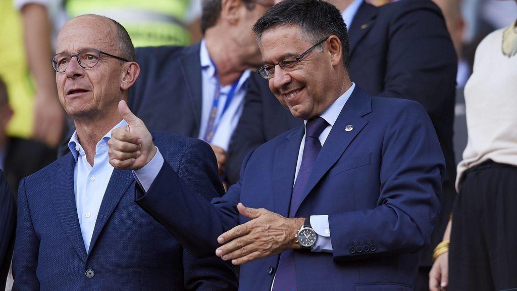 El Barcelona presenta un ERTE a sus jugadores por la crisis del coronavirus