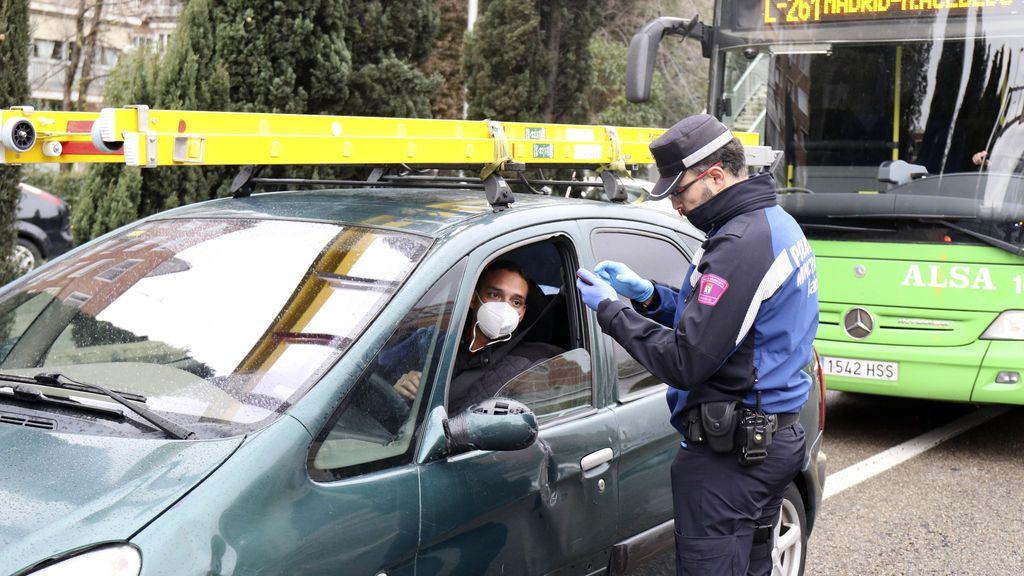 Se intensifican los controles de entrada y salida en las ciudades durante el fin de semana