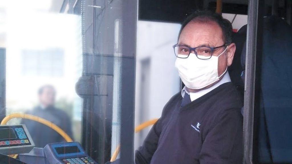 El Gobierno compra 13 millones de mascarillas para transportistas y empleados
