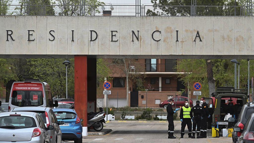 Residencias de ancianos de Madrid comprarán test rápidos en el mercado