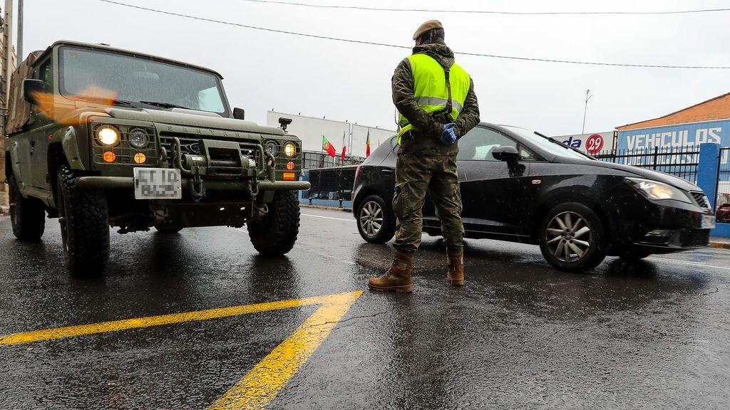El Gobierno habilita al ejército para el traslado de cadáveres