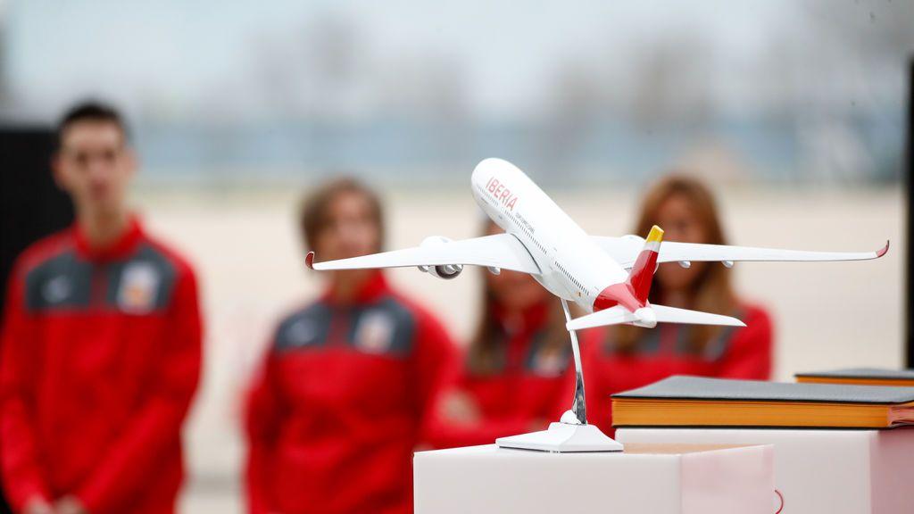 Iberia facilita la vuelta a casa de 6.000 personas en vuelos de repatriación