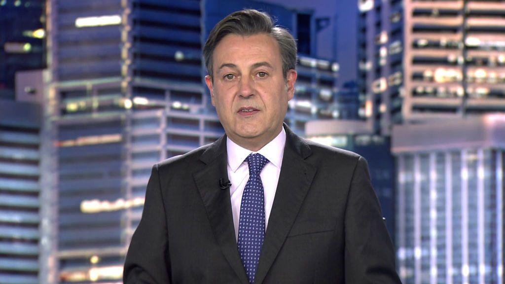 Informativos Telecinco 2020 Noche 28/03/2020 Con José Ribagorda