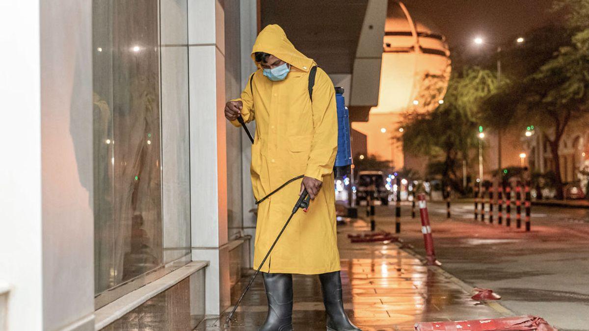 Un hombre se enfrenta a la pena de muerte por escupir en los carros de un centro comercial en Arabia Saudi