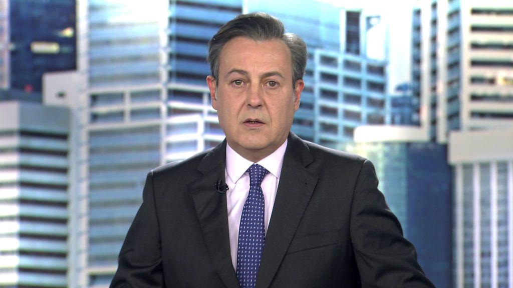 Informativos Telecinco 2020 Mediodía 28/03/2020 Con José Ribagorda