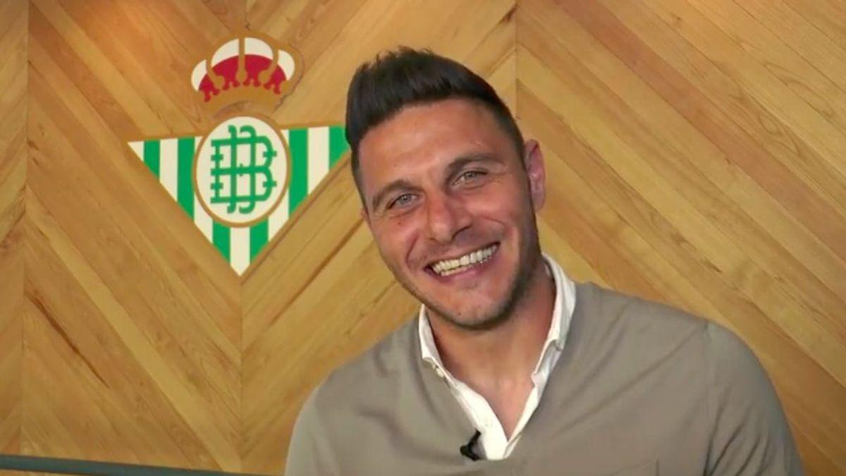 """Joaquín pone su toque de humor a LaLigaSantander Fest: """"Estoy conociendo más a mi mujer y parece buena gente"""""""