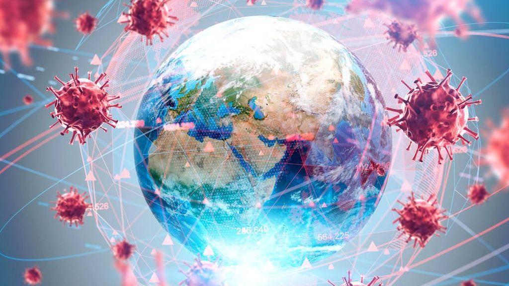 La prueba de que el coronavirus no se expande por el aire