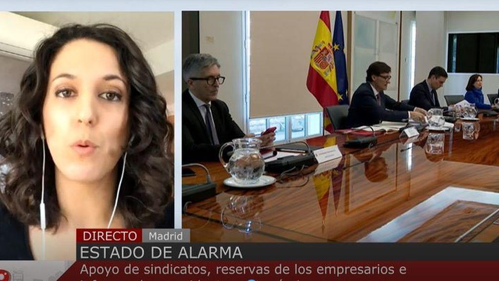 Los presidentes autonómicos piden a Sánchez que sean ellos quienes señalen cuáles son los trabajos necesarios