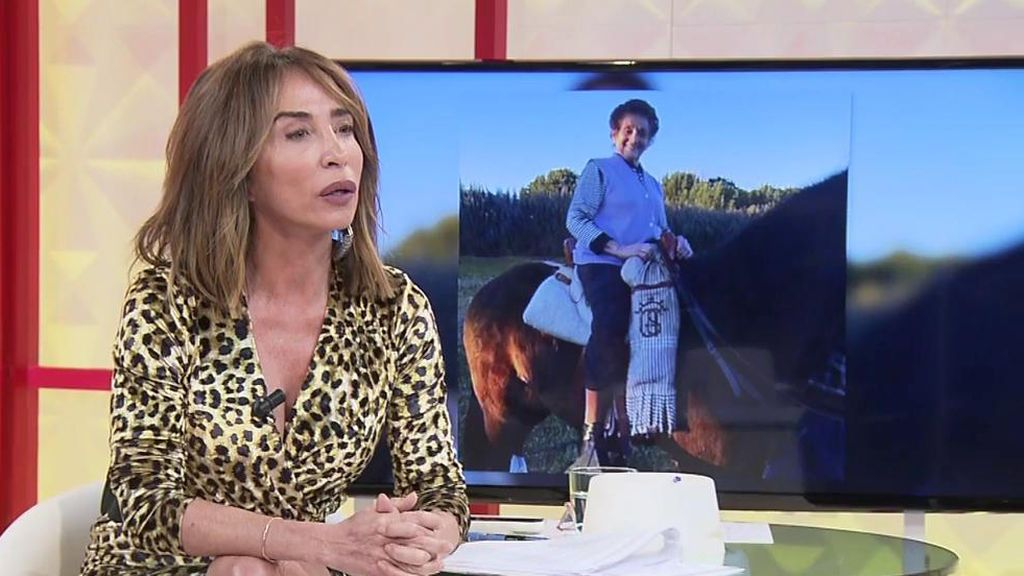 María Patiño emociona a una fan por su cumpleaños