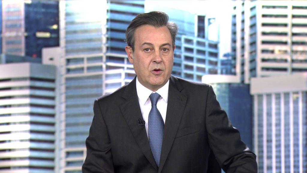 Con José Ribagorda Informativos Telecinco 2020 Mediodía 29/03/2020