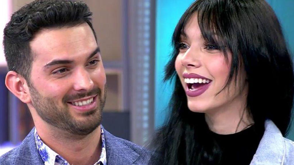 Alejandra Rubio y Suso niegan su relación y se ríen de Rafa Mora