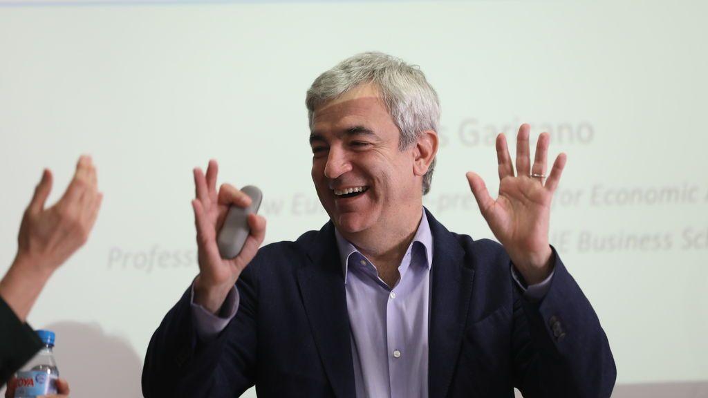 El eurodiputado de Ciudadanos Luis Garicano