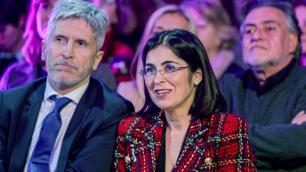 Carolina Darias vuelve a dar positivo en la prueba del coronavirus