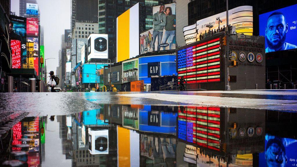 Nueva York en cuarentena