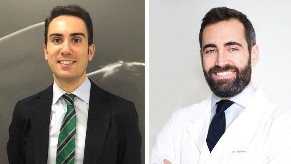 De la cirugía plástica o la oftalmología al coronavirus, el reto de muchos médicos