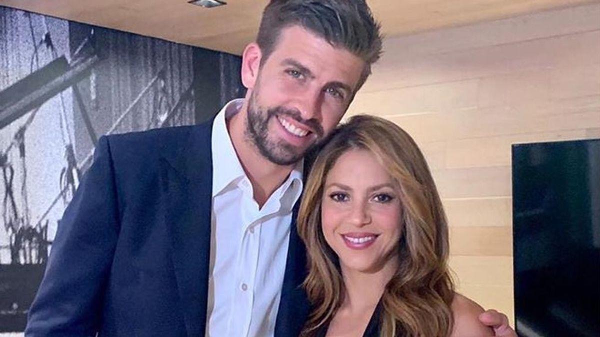 """El confinamiento de los Piqué Merabak: son """"imanes"""" y Shakira pide que puedan respirar aire puro"""