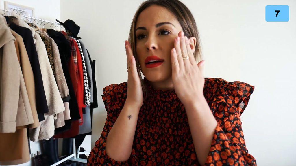 Susana explica su último desastre estético en la cara (2/2)