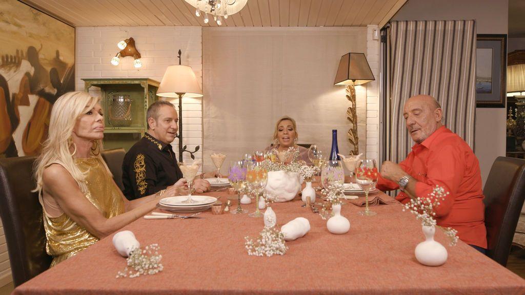 'Ven a cenar conmigo. Gourmet Edition' despide su duodécima edición con Carmen Borrego como anfitriona