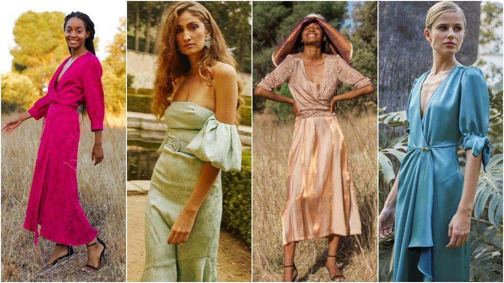 Estos son los vestidos de comunión más de moda.