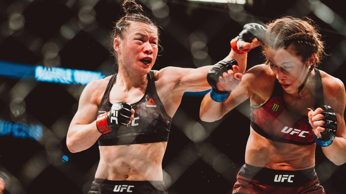 Diferencias entre guantes de boxeo y MMA