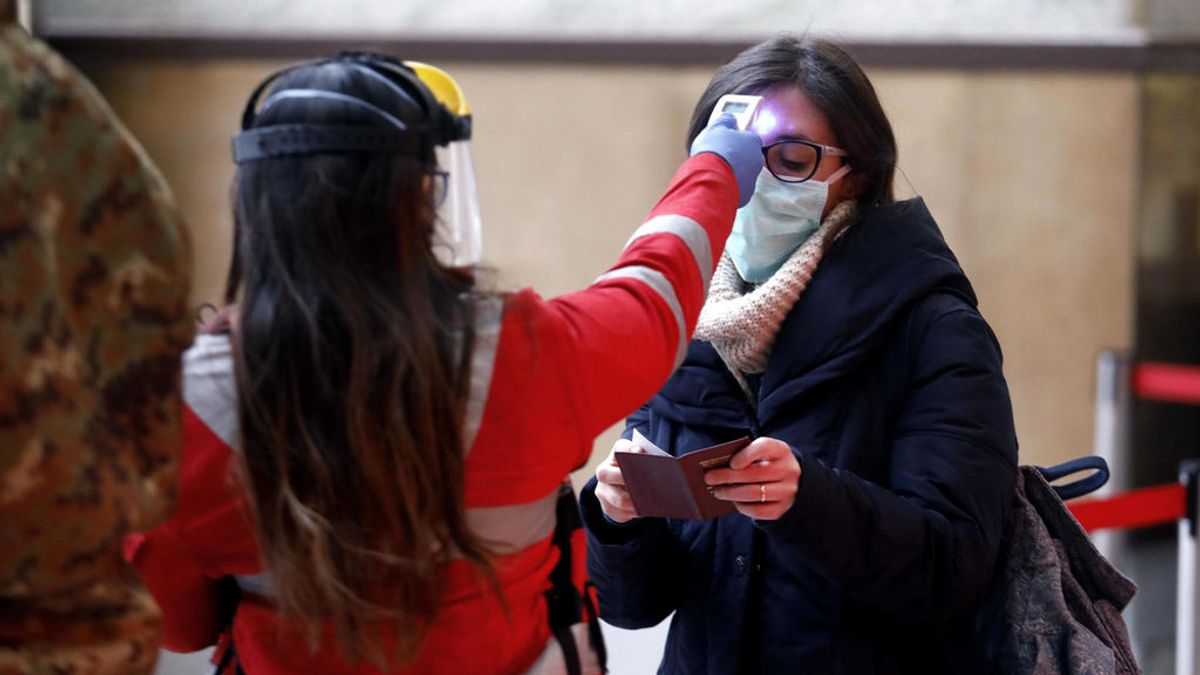 España e Italia se aferran a una esperanzadora tendencia descendente en el número de casos de coronavirus