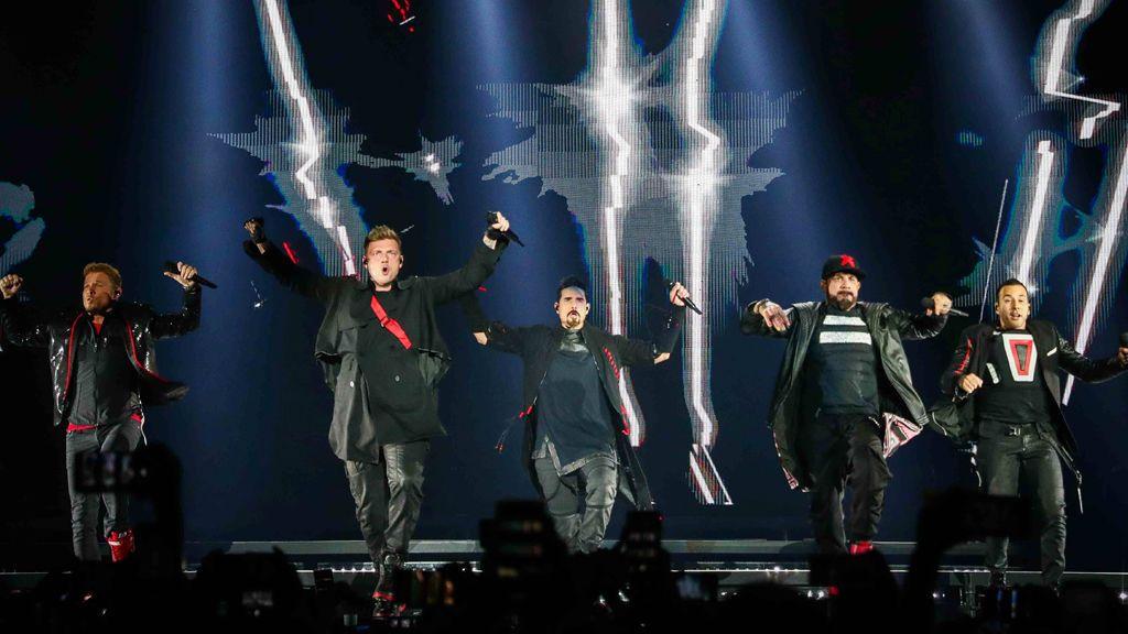 La cuarentena de los Backstreet Boys: cantan una de sus míticas canciones desde casa y con sus hijos
