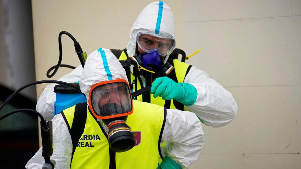 Última hora del coronavirus:   Los casos ya son más de  85.000 con 7.340 fallecidos superando los datos de China