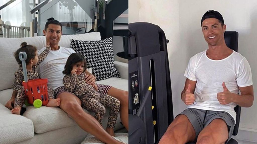 """Cristiano recapacita tras sus 'escapadas' en mitad del estado de alarma y ahora pide """"quedarse en casa"""""""