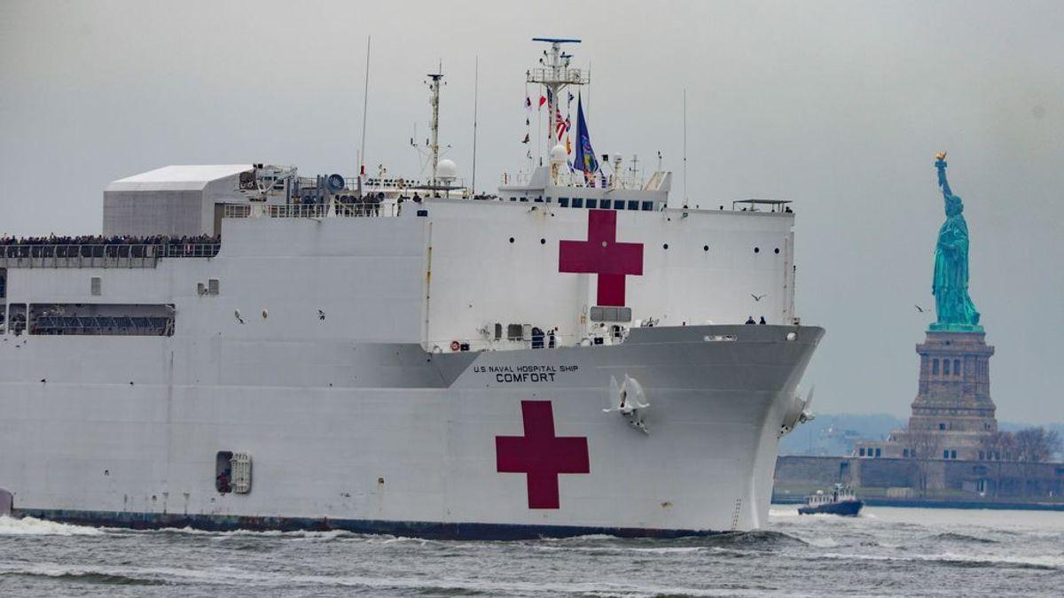 EuropaPress_2755531_30_march_2020_us_new_york_the_military_sealift_command_hospital_ship_usns