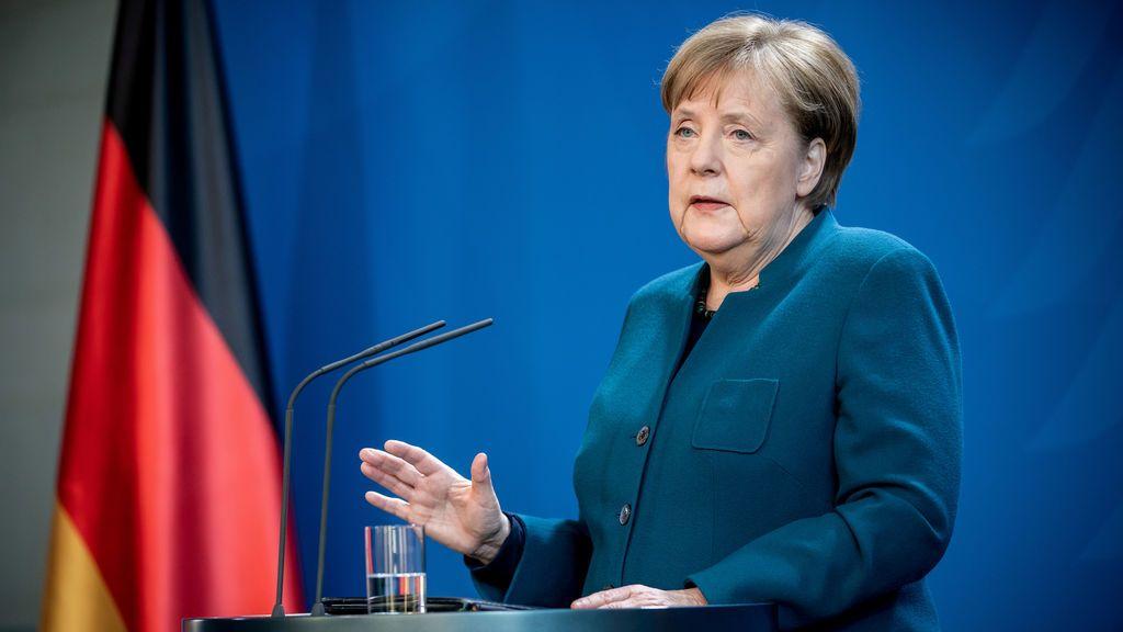 Merkel, esa renovada gestora de grandes crisis