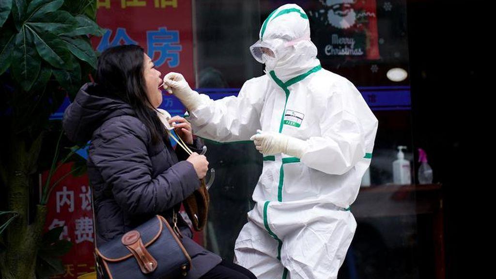 ¿Por qué empresas chinas  sin licencia venden test de coronavirus a países como España?