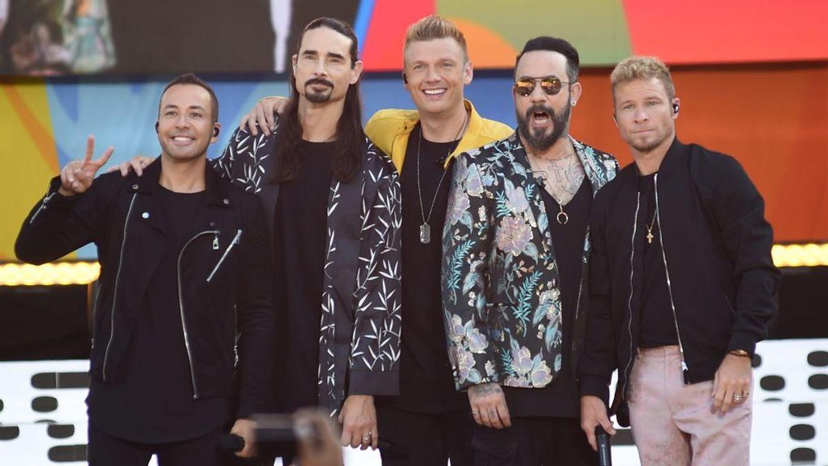 Backstreet Boys cantan desde sus casas el éxito 'I want it that way' para ayudar contra el coronavirus