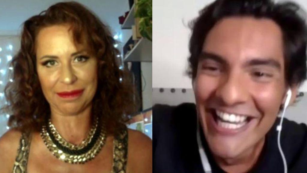 Vicky Larraz y Alejandro Reyes comentan cómo ha sido su regreso a España