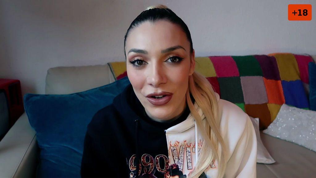 Paula se sincera sobre su experiencia con las drogas (2/2)