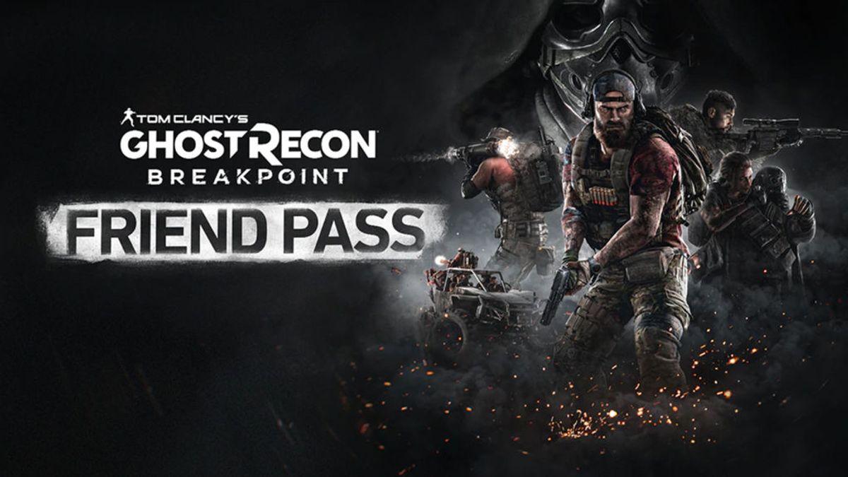 Ghost Recon Breakpoint anuncia su prueba gratis y friend pass