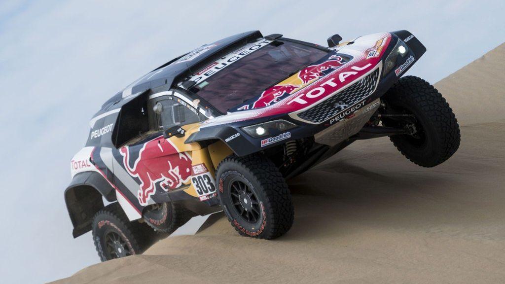 Carlos Sainz: así hizo historia con su segundo Dakar