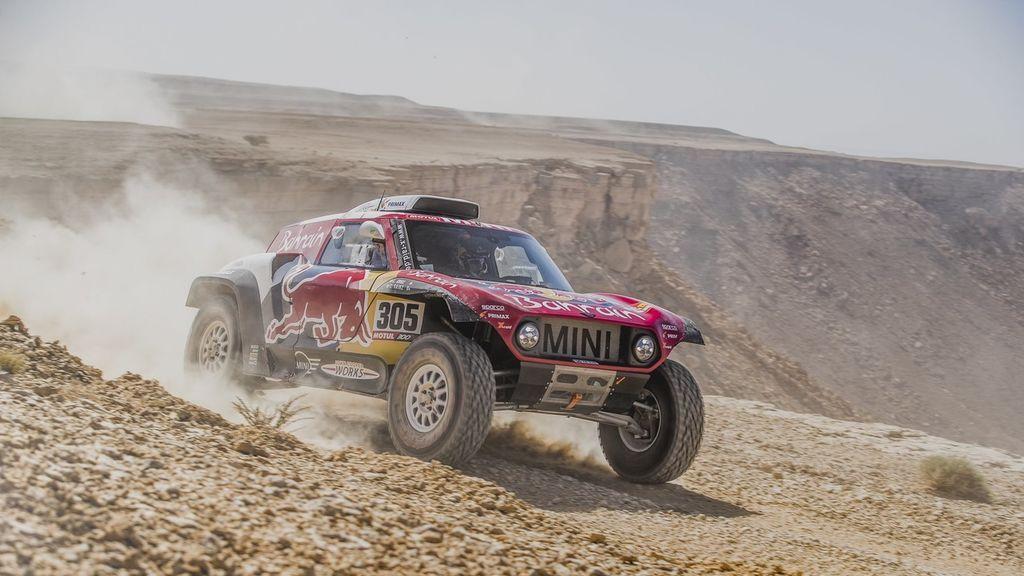 Carlos Sainz: el duro camino hasta conseguir su tercer Dakar