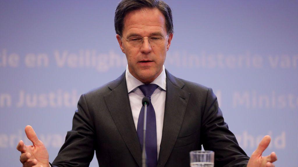Bronca en Holanda contra el primer ministro Rutte por rechazar los coronabonos