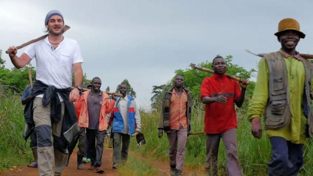 Comienza la construcción de la escuela, en la segunda entrega de 'Mzungu: Operación Congo'