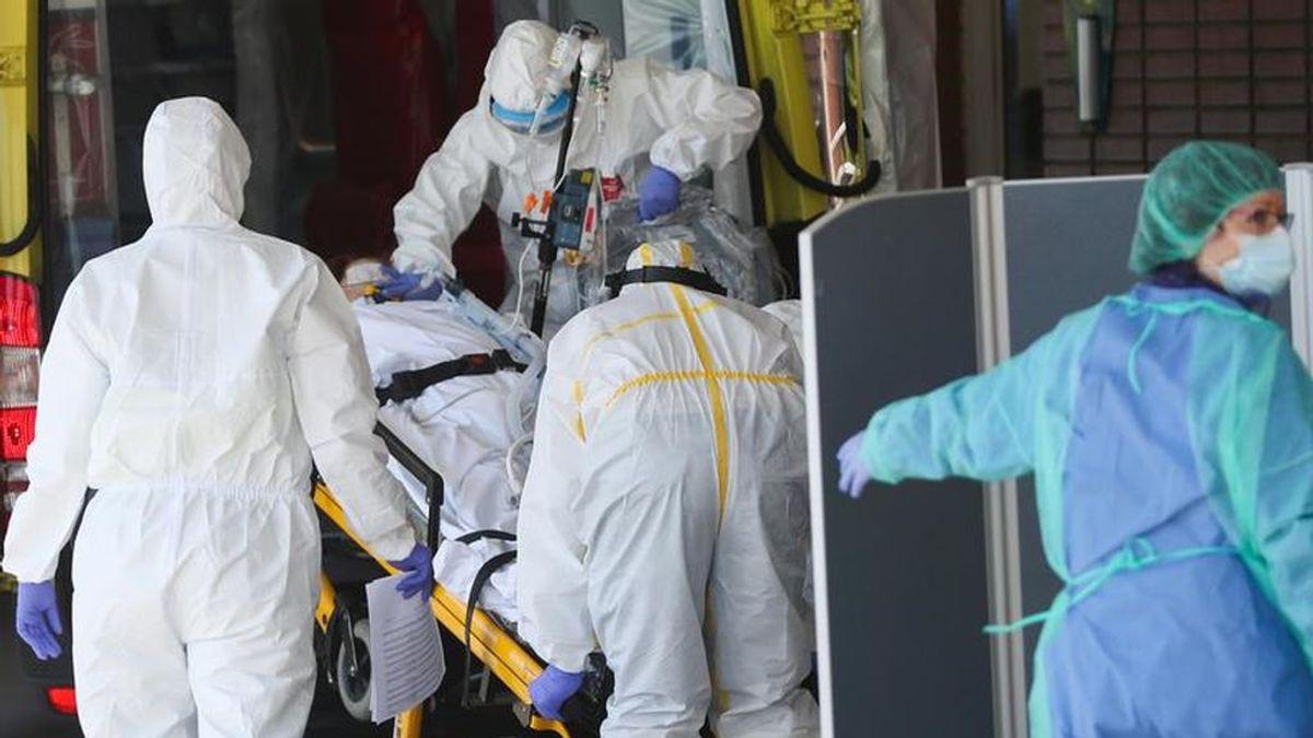 España tiene siete millones de infectados por coronavirus, según un estudio británico