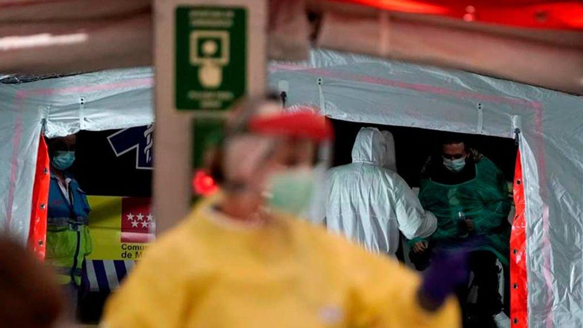 Sanidad trasladará pacientes con coronavirus a otras comunidades autónomas cuando sea necesario