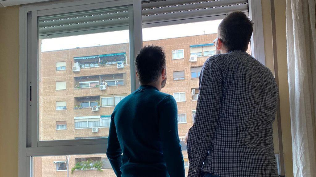 Miguel y Joche