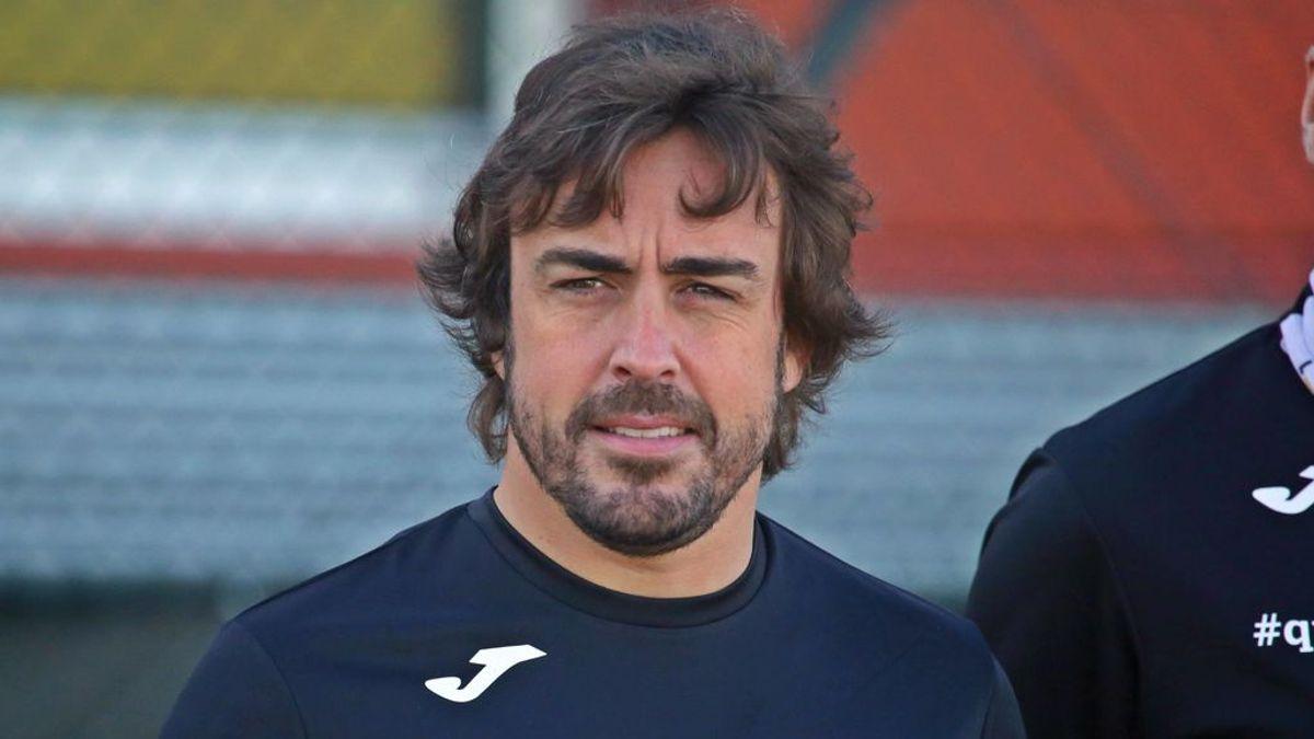 Fernando Alonso hace una gran donación de material sanitario para luchar contra el coronavirus