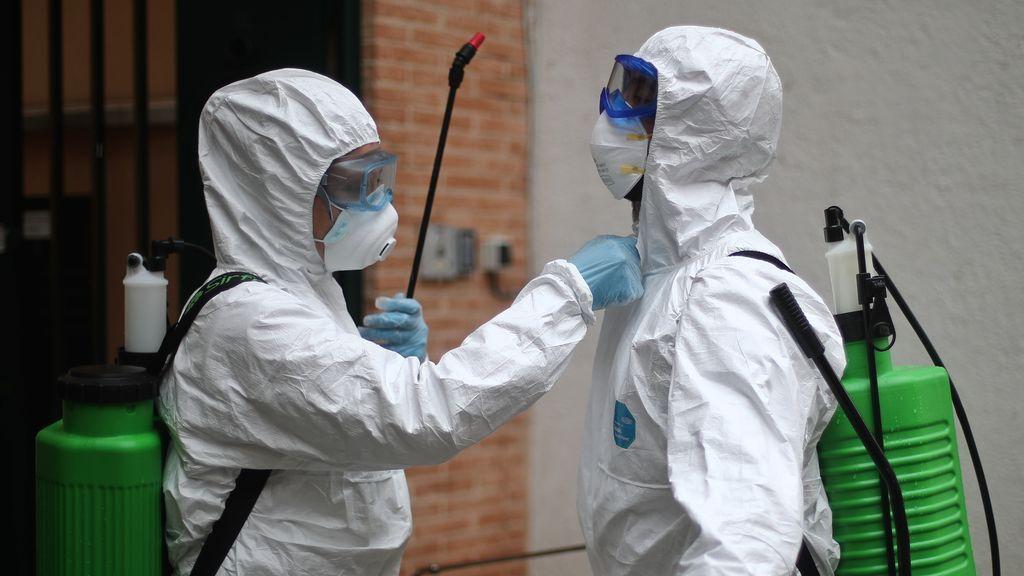 Última hora del coronavirus: la Comunidad de Madrid toma el control de 8 residencias