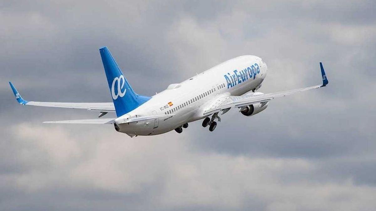 Transportes fija entre 60 y 100 euros los vuelos internos en Baleares y Canarias durante el estado de alarma