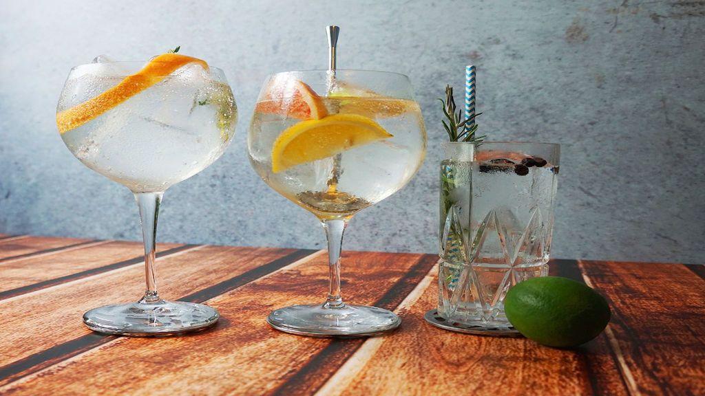 Gin tonics de cápsula, así son y así te los enseñamos