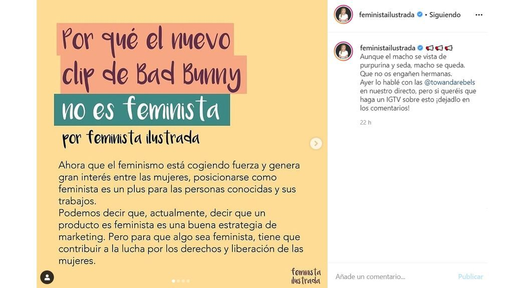 feminista ilustrada